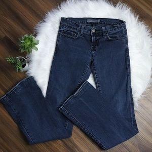 J Brand Boot Leg Style 918 BRU Blue Jeans